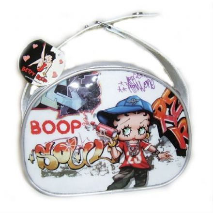 Betty Boop Beauty Case Graffiti